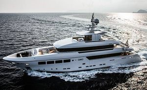 40.8 Metre Motor Yacht Okko Available to Charter