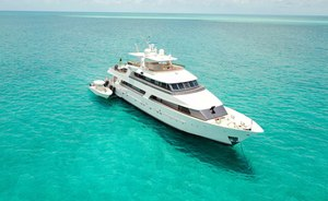 Superyacht BRIO Available For Charter In The Bahamas