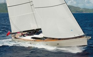 Sailing Yacht CLARE New for Charter