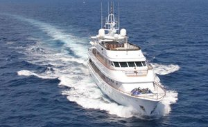 Charter Yacht 'Ionian Princess' Offers Savings Of 20% In The Mediterranean