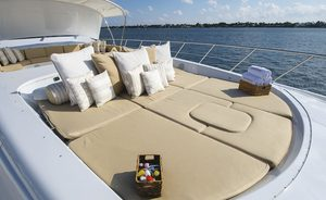 Charter Yacht INCOGNITO Available In The Bahamas This Winter