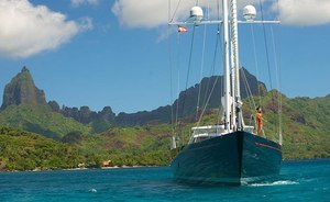 Sailing Yacht BLISS Offers Special Deal for Charters in South East Asia