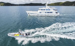 Expedition Yacht RELENTLESS Taking Bookings in Fiji