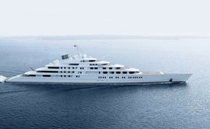 World's Largest Yacht AZZAM Delivered