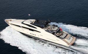 Superyacht VANTAGE now chartering the Bahamas