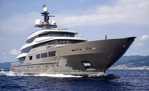 Brand New 72m charter yacht SOLO wins at 2018 World Yachts Trophies in Cannes