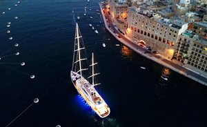 Last-minute Turkey yacht charter special: save with 51m sailing yacht ARESTEAS