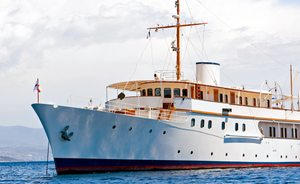 Classic yacht MALAHNE: Primetime availability in Croatia