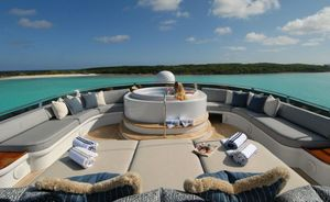 Celebrate the Holidays On Board Motor Yacht 'Sweet Escape'