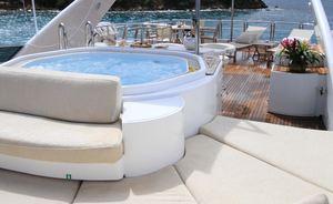 Celebrate the holidays in Saint Martin on board superyacht BRUNELLO