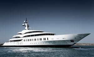 Benetti's 108m flagship superyacht IJE (FB275) delivered to owner