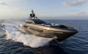 Save Up to 20% On August Charters Aboard Baglietto Motor Yacht 'Lucky Me'