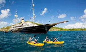 Charter Yacht NERO Shortlisted For Prestigious Award
