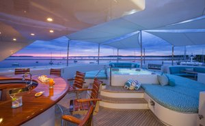 Superyacht RHINO Special Offer in the Bahamas