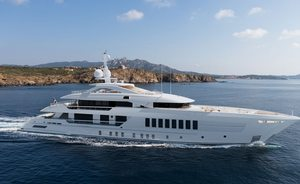 55m Heesen yacht 'Project Pollux' named MOSKITO