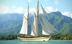 Charter Yacht LAMIMA Nears Completion