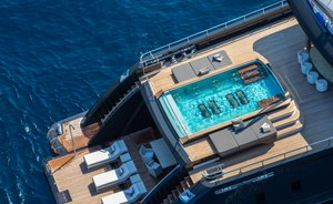 Superyacht ICON to charter in the Seychelles this winter
