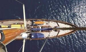 Charter Yacht EROS Open In The Caribbean Following Outstanding Refit