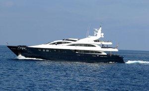 Motor Yacht SAMURAI ONE Available in the Balearic Islands
