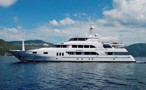 Superyacht 'Keri Lee III' Offers Huge Charter Discount