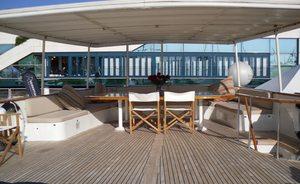 Newly Refitted Feadship Superyacht 'Santa Maria' Available