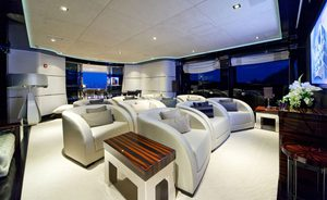 Superyacht MANIFIQ Taking Summer Bookings