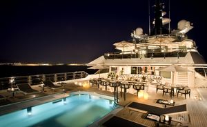 Superyacht ALFA NERO Confirmed for MYBA Charter Show 2014