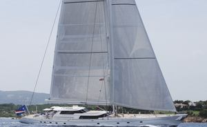 Sailing Yacht Hyperion For Charter This Spring