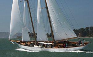 Charter Yacht EROS Available for San Francisco Regatta