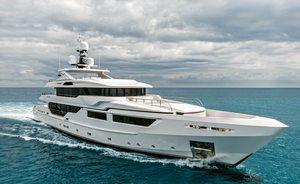 Mediterranean charter special: Superyacht ENTOURAGE offers 15% discount