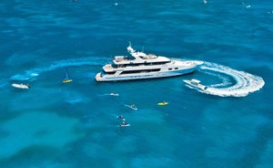 Superyacht 'One More Toy' accepting offers on Caribbean yacht charters