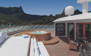 Superyacht 'Grand Ocean' Offers Special Rate In Greece