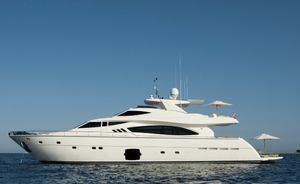 SANS ABRI Yacht for Charter in Thailand