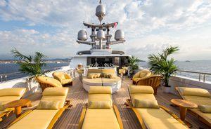 Motor yacht 'My Seanna' unveils special late-summer Mediterranean charter deal