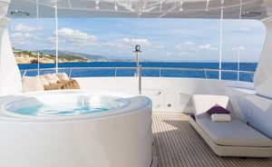 Feadship superyacht GO offers special rates on September charters around the Balearics