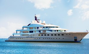 Ring in 2019 aboard Amels superyacht 'Here Comes The Sun'
