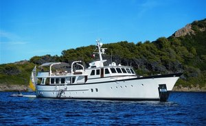 Get Two Free Days in Ibiza On Board Feadship's Classic Yacht 'Heavenly Daze'