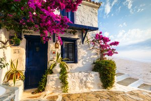 Discover Skopelos