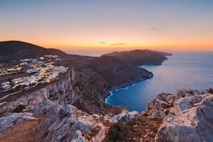 Discover Folegandros