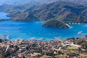Discover Gocek Bay