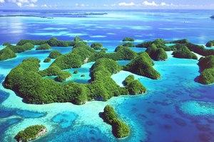 Discover Palau Islands