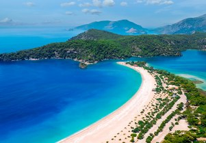 Five of the Best Beaches in Turkey to Visit on a Luxury Yacht Charter