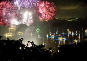 How to Spend New Year's Eve in St Barts