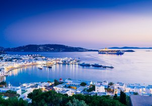 Why Mykonos is the superyacht hotspot to visit in the summer