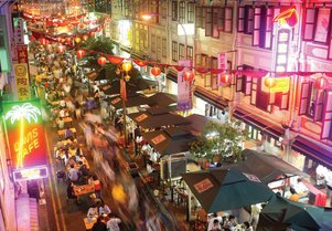 What And Where To Eat When Chartering In Singapore