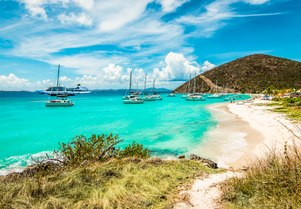 How to have the best yacht charter in the BVI