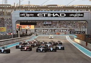 4 things to do at the Abu Dhabi Grand Prix