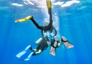 Where to scuba dive on your luxury yacht charter vacation in Turkey