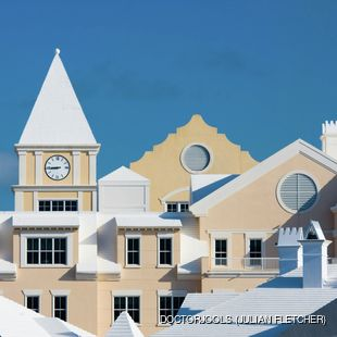 Beautiful Bermudian architecture