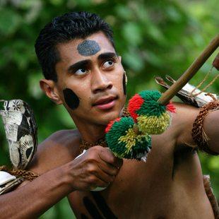 Fijian hunter